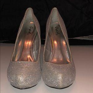 Sparkly Qupid Heels